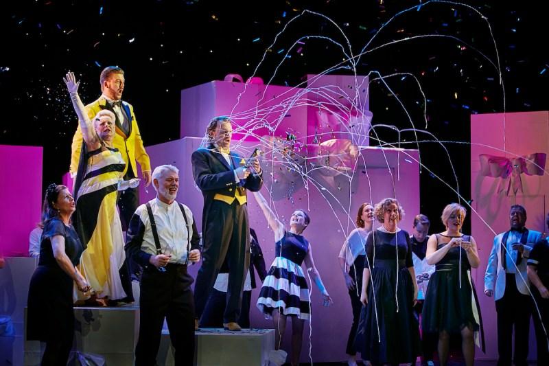 70 års Opera - Den Jyske Opera