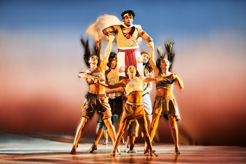 The Prince of Egypt - Fredericia Teater