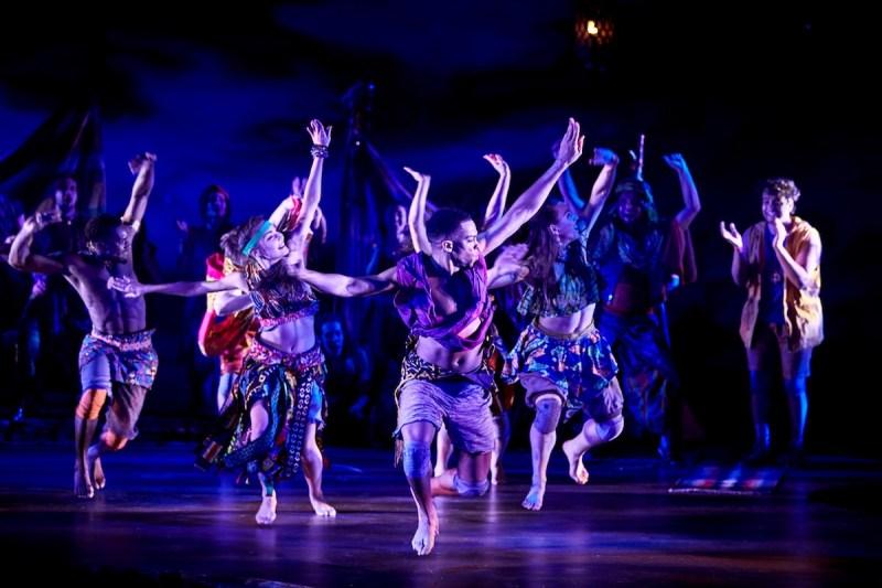 Prinsen af Egypten - Fredericia Teater