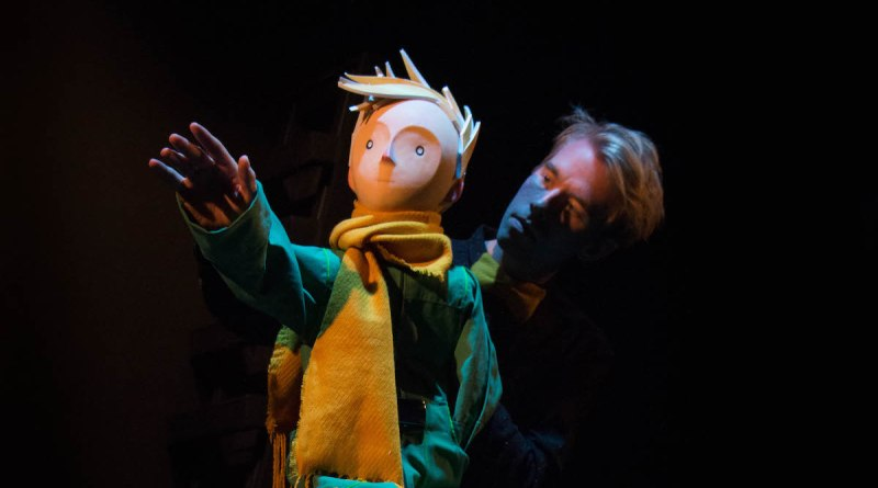Den lille prins - Teater Next og Anemonen