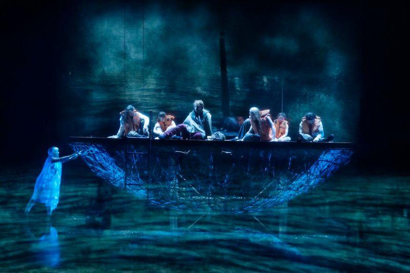 Kongens fald - Aarhus Teater og Det Kongelige Teater