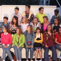 ANMELDELSE: Vi maler byen rød - the musical (Kolding Festspil 2019), Dronning Dorothea Teatret
