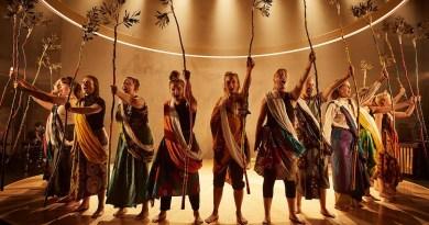 De asylsøgende kvinder - Betty Nansen Teatret