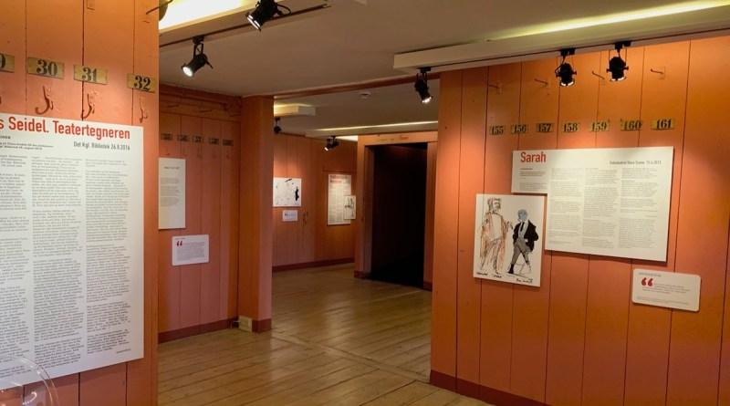 ANMELDELSE: Nu – til stregen!, Teatermuseet i Hofteatret