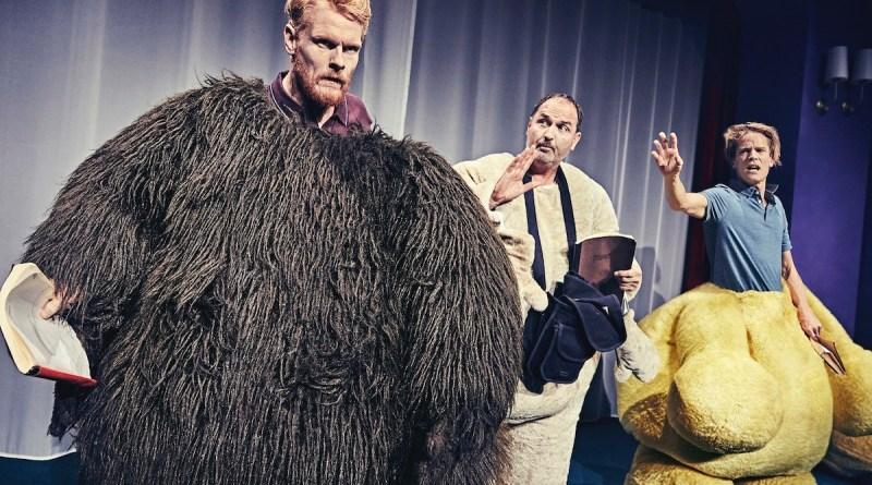 En skærsommernatsdrøm - Betty Nansen Teatret