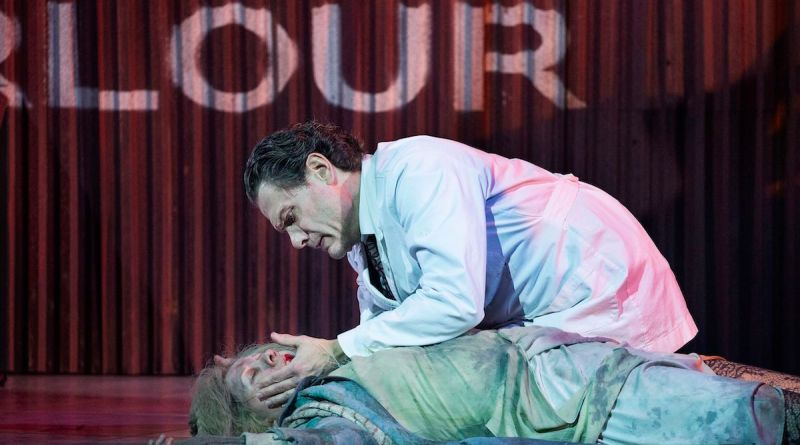 Sweeney Todd - Det Kongelige Teater