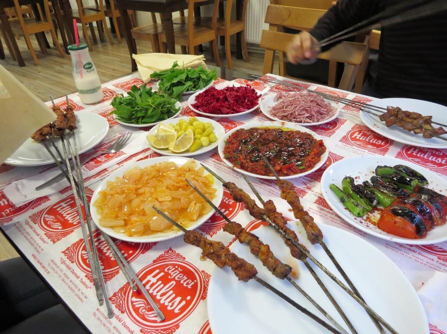 Şiş-Kebab, Kadiköy, Istanbul