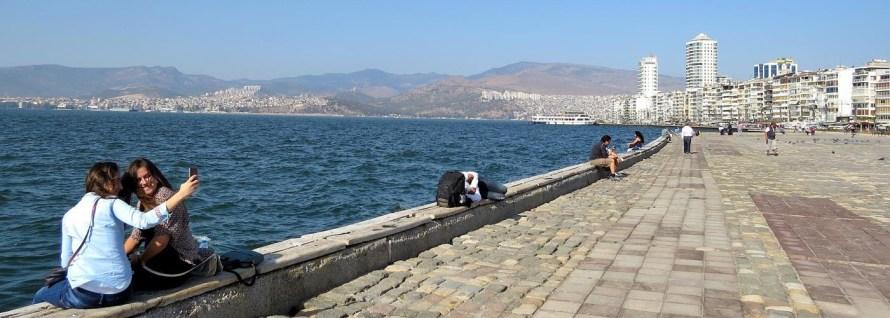 Auf dem Weg von Izmir nach Denizli