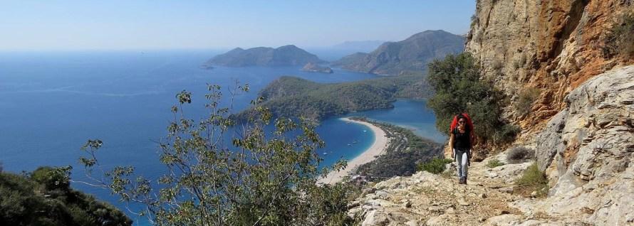 Auf dem Lykischen Weg von Fethiye nach Kalkan