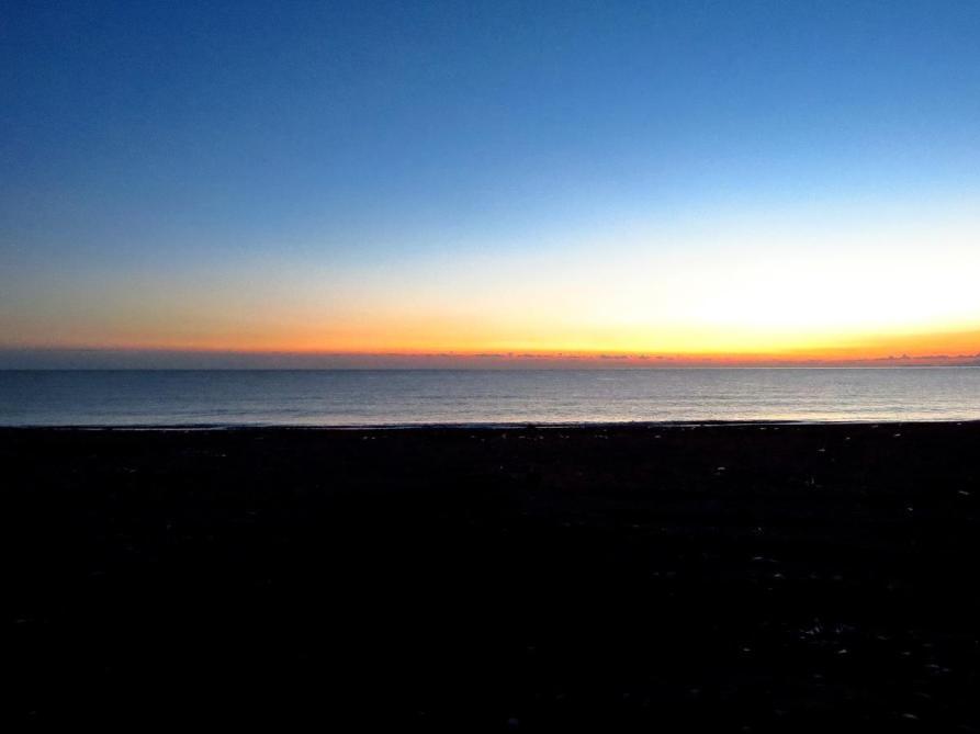 Sonnenuntergang in Mavikent, Lykischer Weg