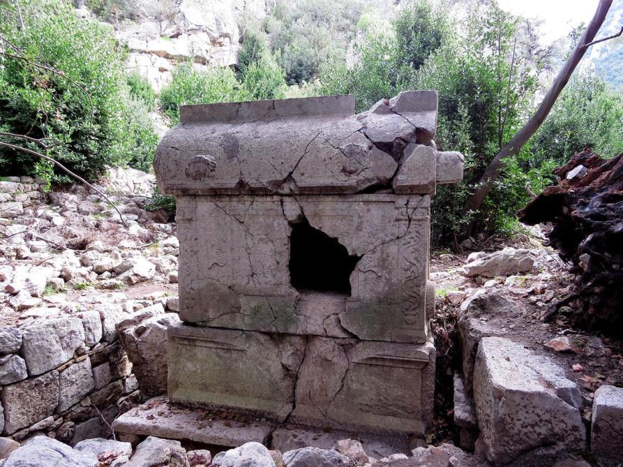lykisches Steingrab