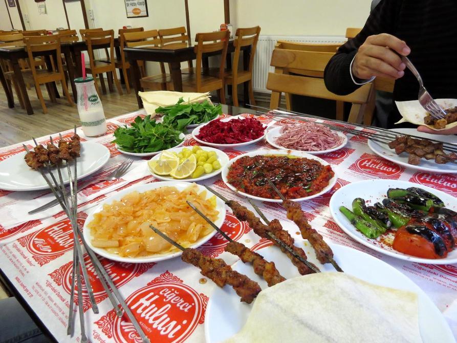 Şiş Kebab