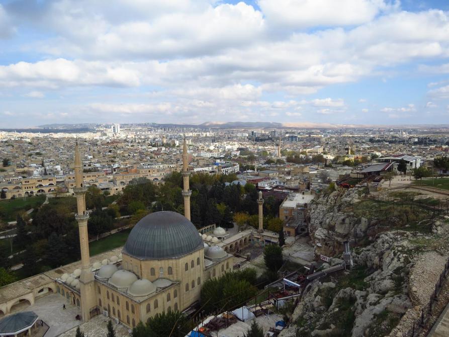 Mevlid-i Halil Moschee, Urfa