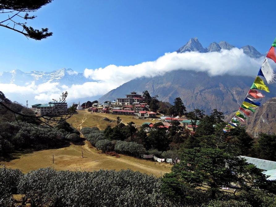 buddhistisch-tibetisches Kloster, Tengboche
