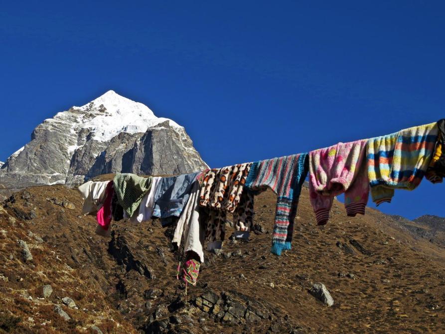 Taboche, Himalaja