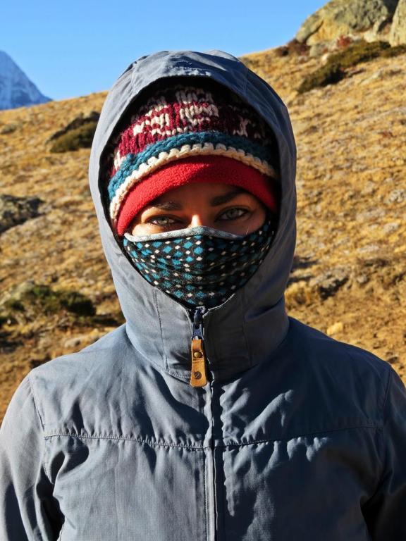 Porträt, Himalaja