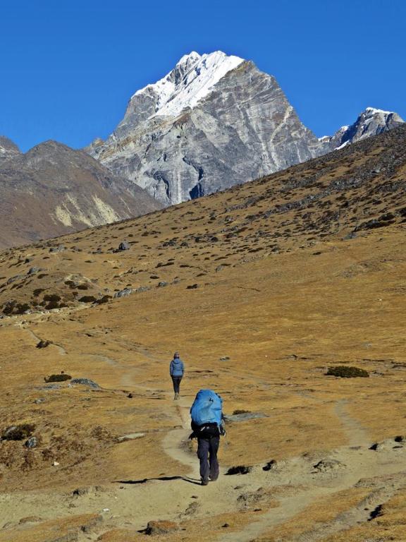 Pumori, Himalaja