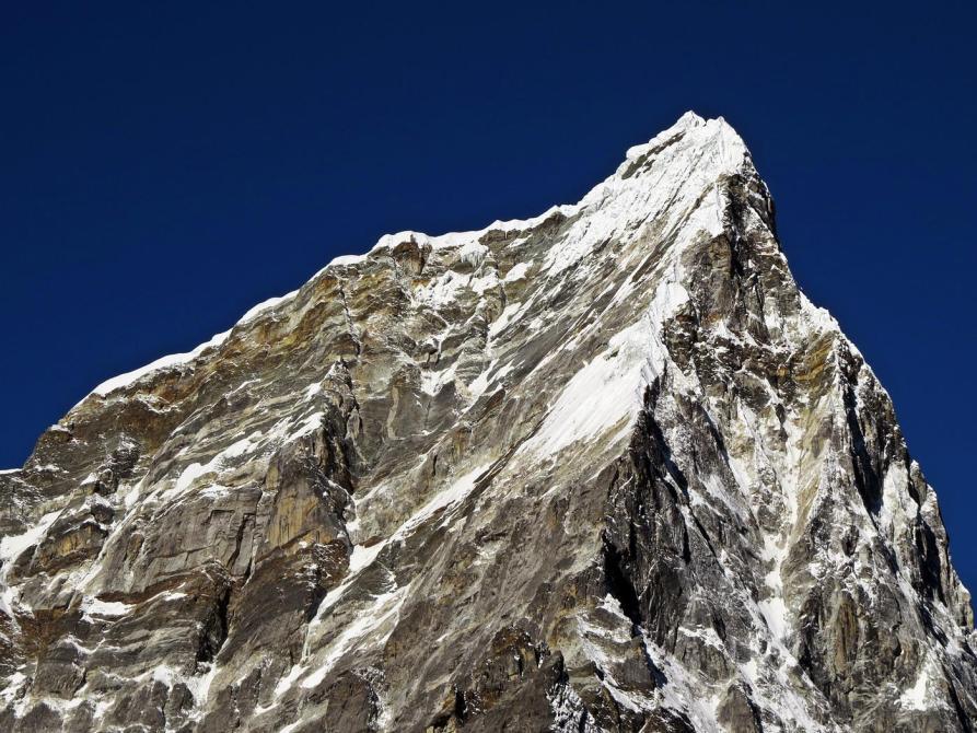 Gipfel des Taboche, Himalaja