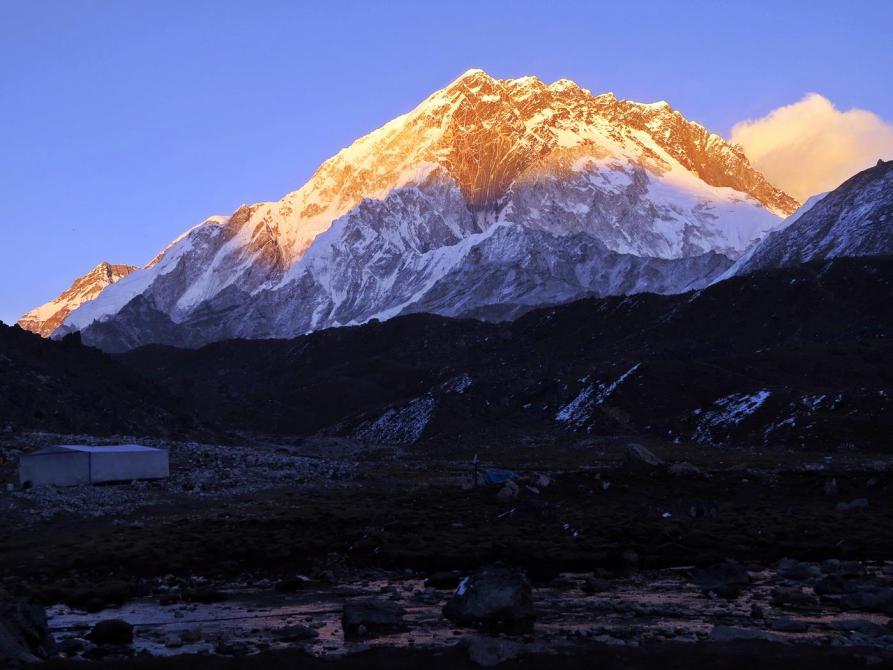 Nuptse, Himalaja