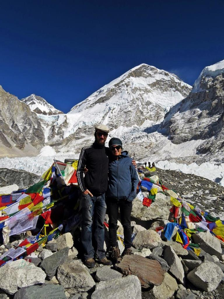 Basislager Mount Everest, Himalaja