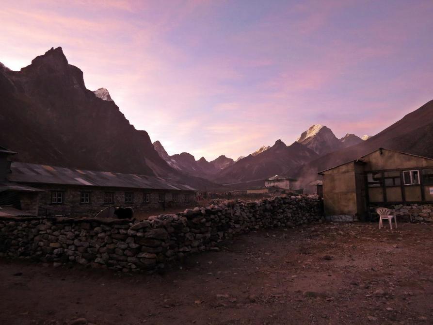 Pheriche, Himalaja