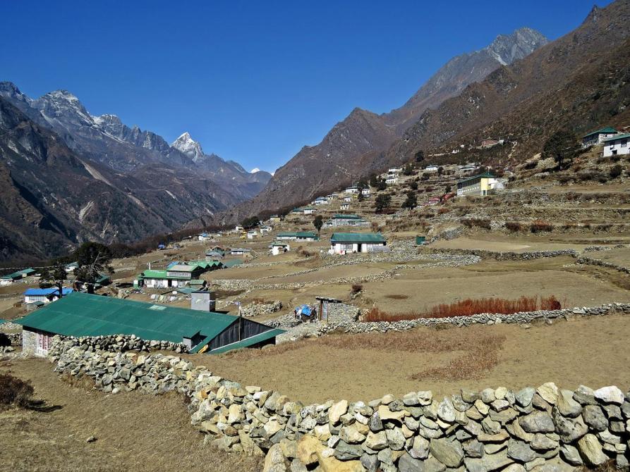Phortse, Himalaja