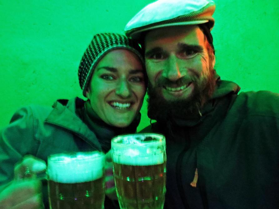 Irish Pub, Himalaja