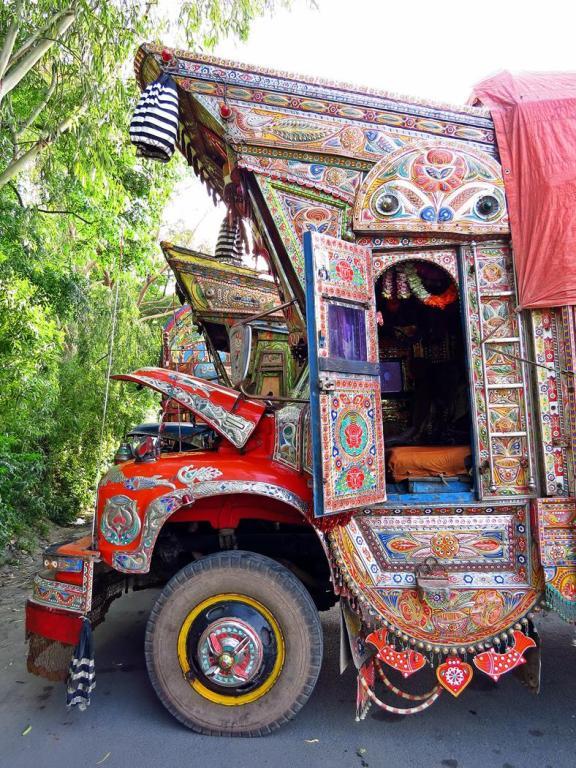 Phool Patti in Lahore