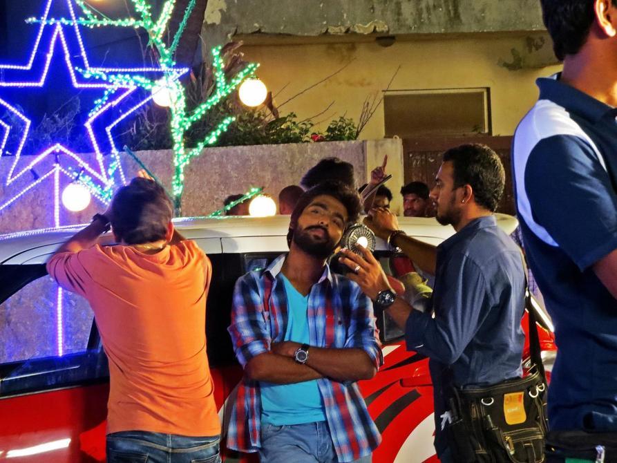 großer Filmstar und kleiner Ventilator, Kollywood