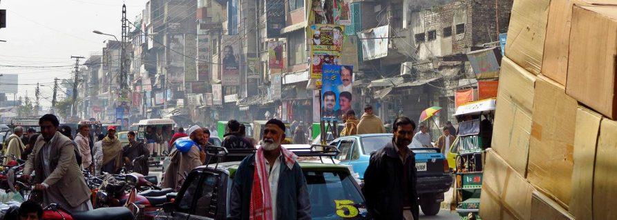Rawalpindi – verrucht, verrückt, verhaftet