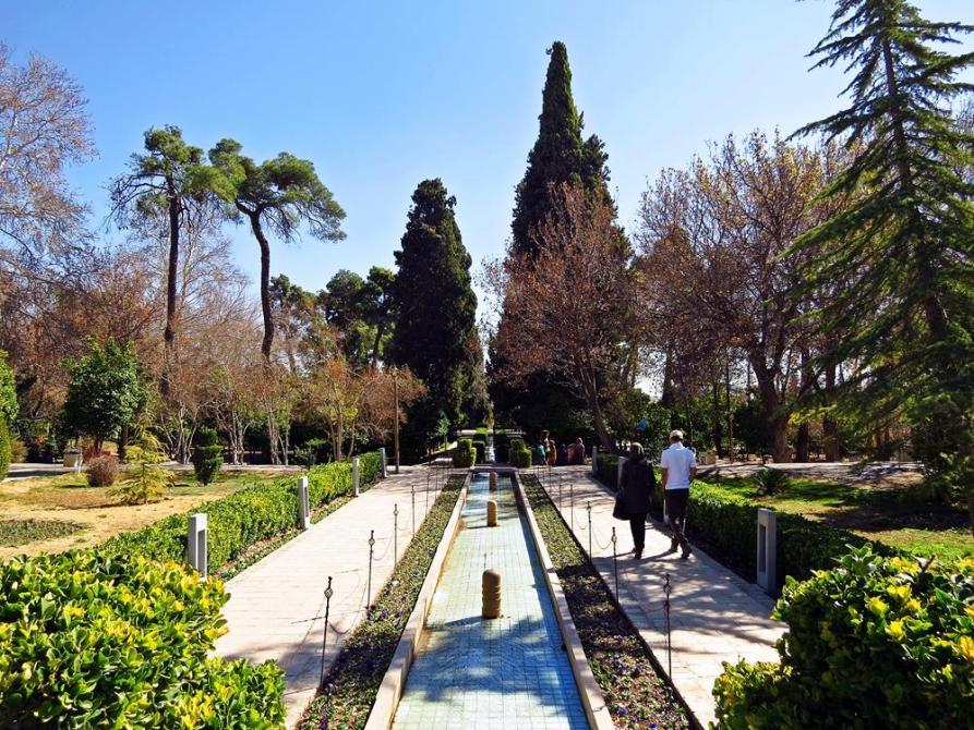 Eram-Garten in Schiras