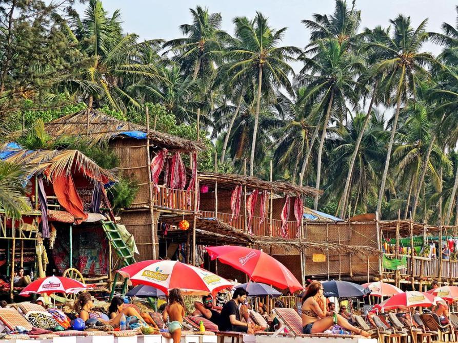 Goa, Inside Indien