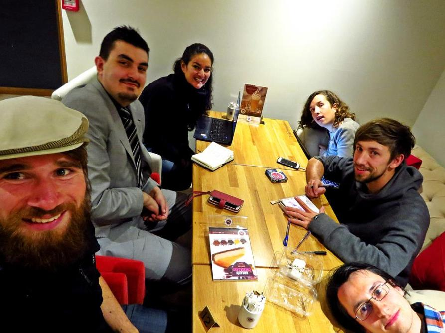 couchsurfing in Trabzon