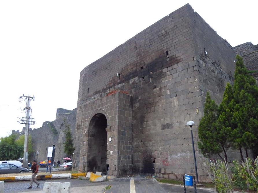 Altstadtmauer von Diyarbakır