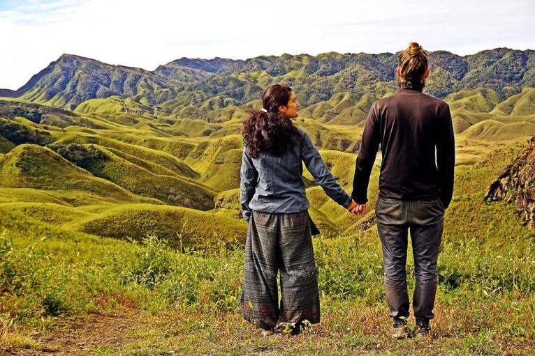 Duzku-Tal, Nagaland, Irndien