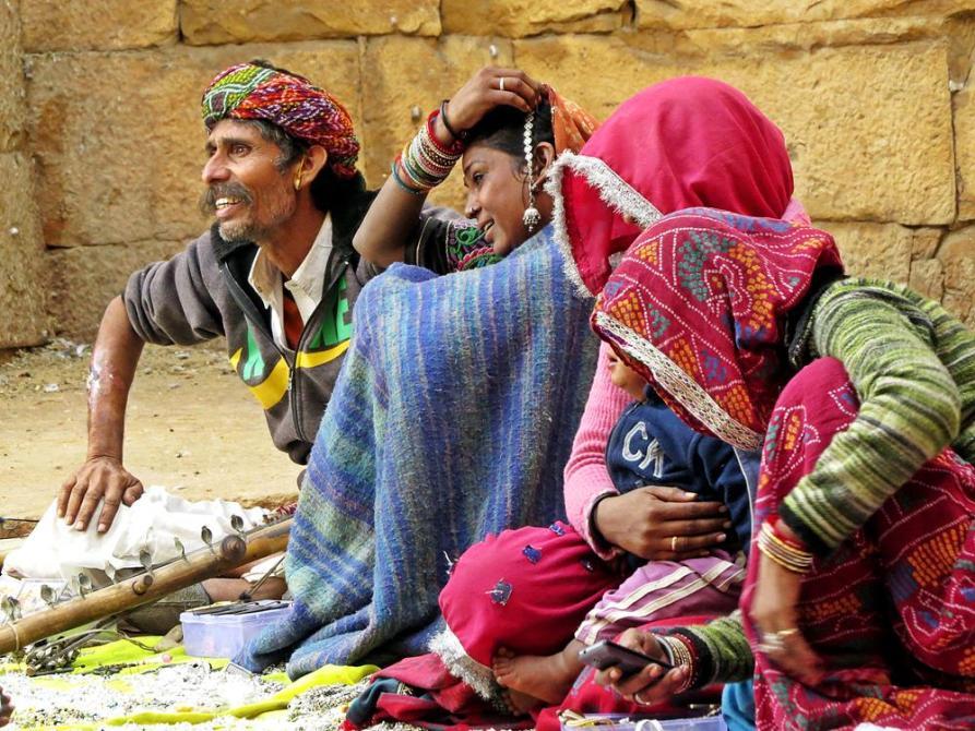 Indien, Kuriostitäten, Rajasthan