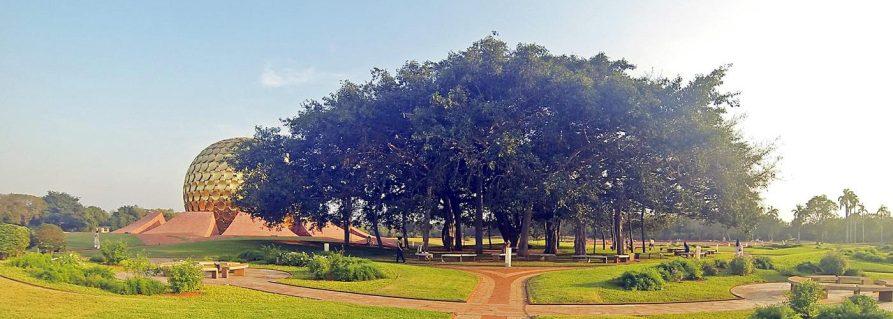 Auroville: Leben in der Stadt der Zukunft