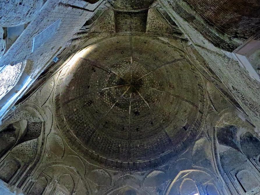 Nezam-al Molk Kuppel in der Freitagsmoschee, Isfahan