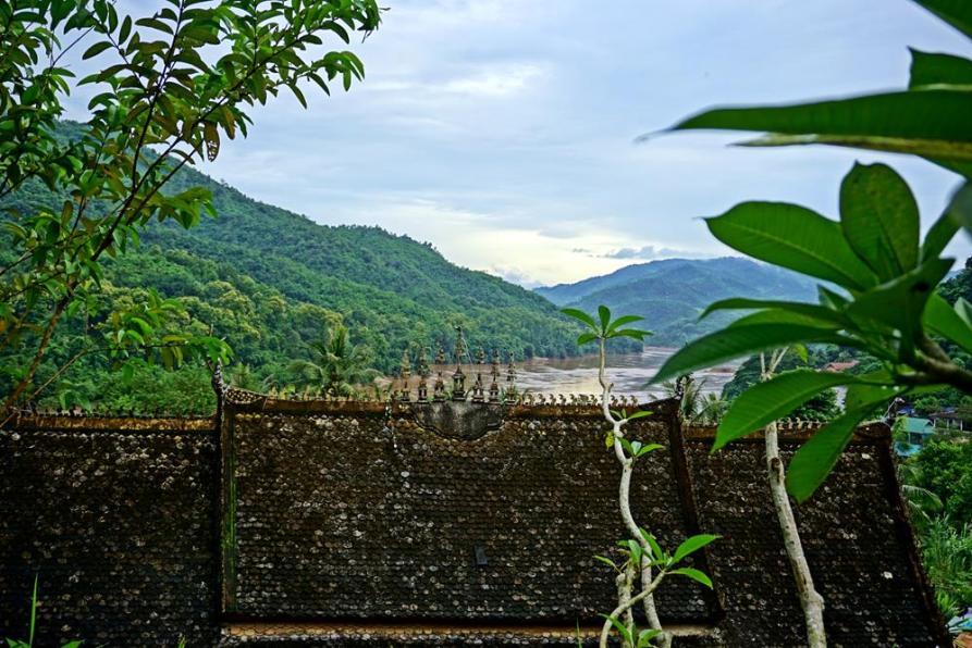 Pakbeng, Mekong, Laos