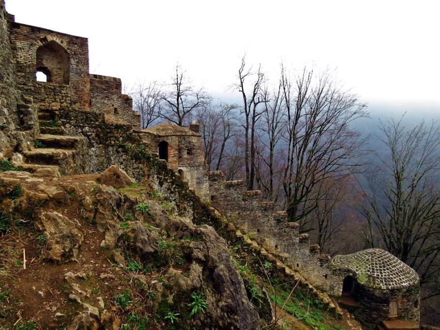 Festung Rudkhan, Gilan