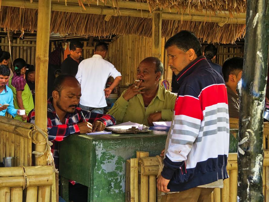 Teer, Shillong, Meghalaya, Indien