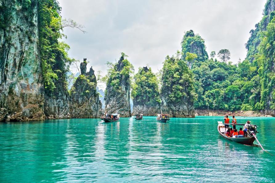Khao Sok Nationalpark, Thailand