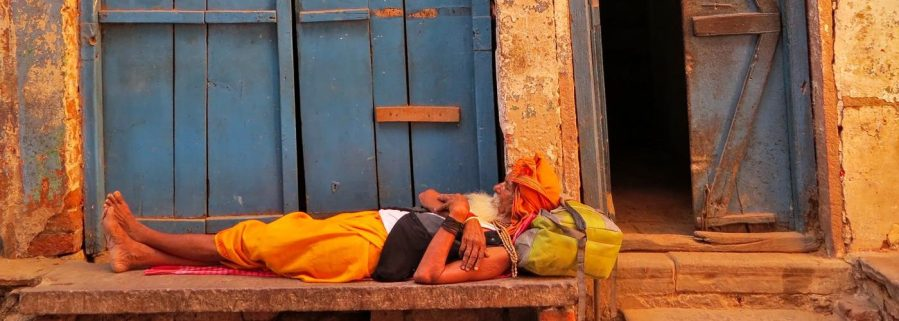 Varanasi, Gassen, Ghats, Ganga Aarti