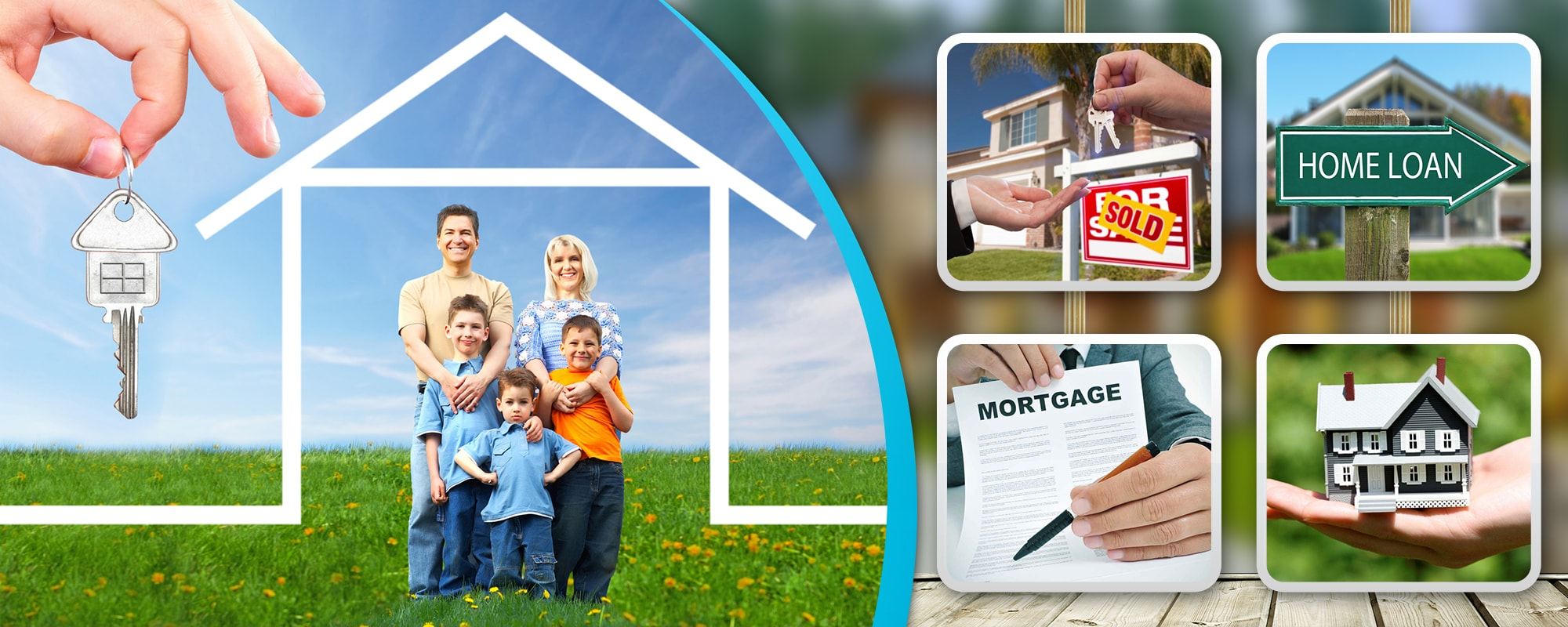 Local mortgage broker