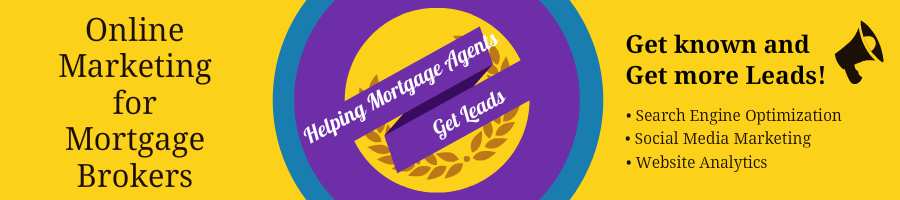 Online Marketing for Mortgage Brokers