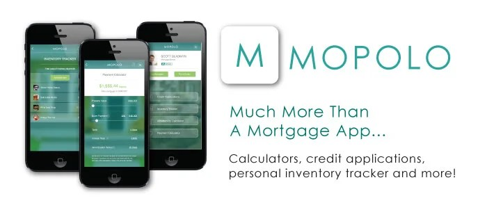 MOPOLO: The handiest mobile mortgage app you'll ever use