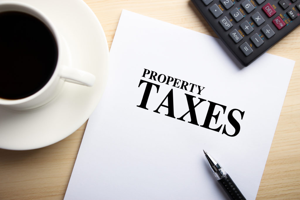 Property Taxes On A New Home - MortgageMark.com
