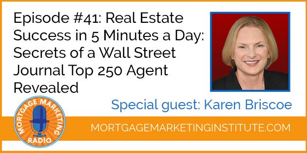 Secrets of a Wall Street Journal Top 250 Agent