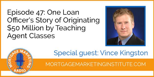 How to Originate $50 Million Teaching Agent Classes