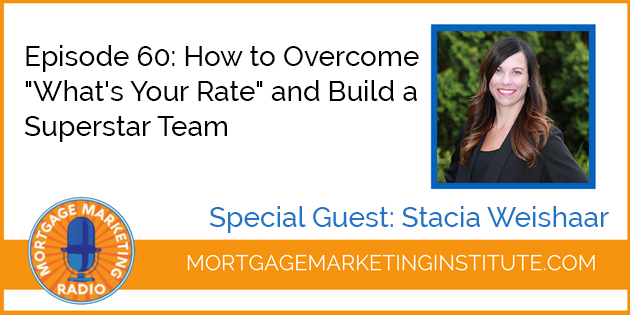 """EP #60: How to Overcome """"What's Your Rate"""" and Build A Superstar Team"""